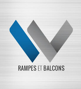 Les Aluminiums Williams - Rampes, Clôtures et Balcons