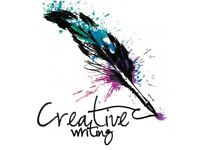 Creative Writing classes - enrol now!