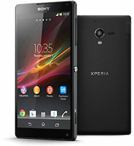 Sony Xperia Z (C6616) Dust/Water Resistant Smartphone for Bell