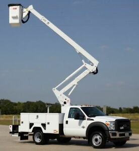 2x Bucket Truck Replacement Fibreglass Bucket