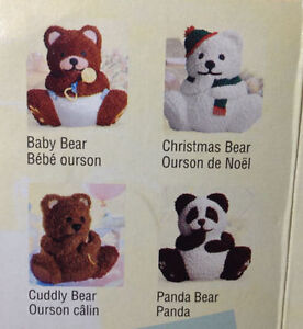 **NEW IN BOX** Wilton Stand-up Cuddly Bear Pan Set Cambridge Kitchener Area image 3