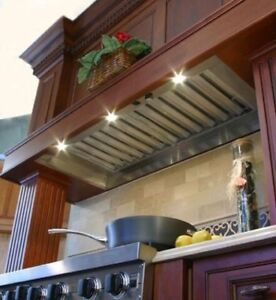 "1000 CFM 36""Strong Suction Insert canopy Range hood  for -$699"