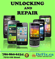 DrFiX iPhone &Samsung & Andriod PhoneFast Repair OEM PARTS+ WTY