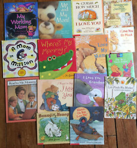 MOMMY & ME children's storybooks $3 each or all 15 for $25