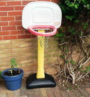 Little tikes Basketball hoop for toddlers