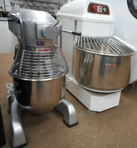COMMERCIAL MIXERS --PLANETARY--SPIRAL--