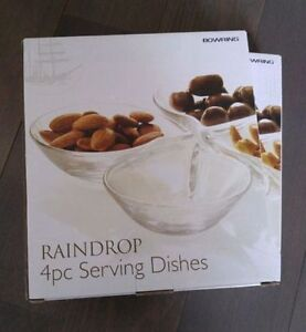 Brand NEW!! Serving Dishes