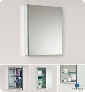 "20"" Bathroom Medicine Cabinet with Mirrors ( 30, 40, 50 & 60"" )"