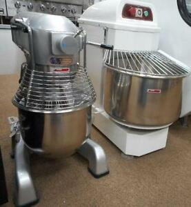 BAKERY MIXER, PLANETARY, SPIRAL MIXERS, PIZZA, HEAVY DUTY INDUSTRIAL EURODIB COMMERCIAL DOUGH MIXERS BRAND NEW NOT USED
