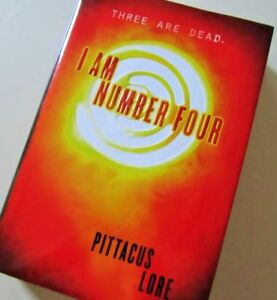 ~~I AM NUMBER FOUR~~ by Pittacus  LORE