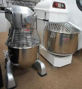 Great BAKERY MIXER, PLANETARY, SPIRAL MIXERS, PIZZA, HEAVY DUTY INDUSTRIAL  EURODIB COMMERCIAL DOUGH