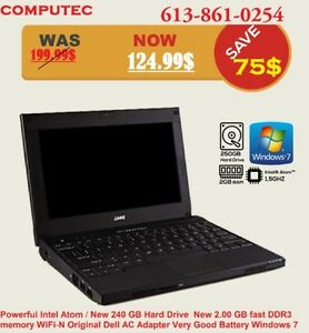 lots of dell laptop lenovo hp and more 125$ 2gb 240 gb