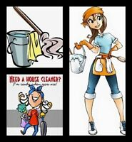 *CHEAPEST CLEANING SERVICE IN TOWN or WE WILL PRICE MATCH*