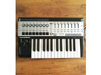Novation 25 SL MKII MIDI Keyboard and Controller