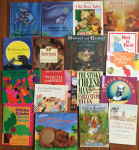 POPULAR CHILDREN'S PICTURE BOOKS great shape $3 each or 18/$30 London Ontario image 1
