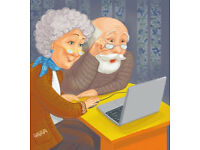 Computer literacy lessons for Seniors