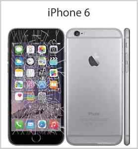 Sherwood Park Iphone 4/4S/5/5C/5S/6/6S & Ipad Screen Repair