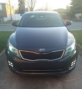 2014 Kia Optima Sx Turbo Sport