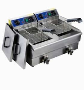 Friteuse Commercial/ Brand new Deep Fryer