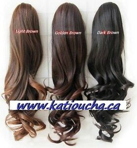 PONYTAIL Hair extensions, like REAL HAIR *****BIG SALE!! Yellowknife Northwest Territories image 10