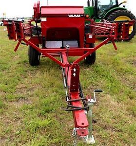 Valmar 245 Pull Type Granular Applicator