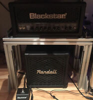 Blackstar HT5 Metal 5w head - High Gain + CAB Randall RG8