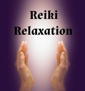 Reiki Relaxation Sessions With Professional Practitioner Peterborough Peterborough Area image 1