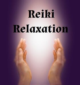 Reiki Relaxation Sessions With Professional Practitioner