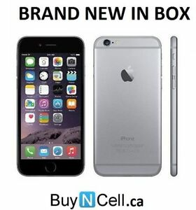 BRAND NEW IPHONE 6 16GB FIDO/BELL+ FULL WARRANTY