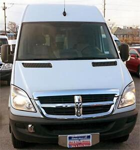 2008 Dodge Sprinter 3500 H-ROOF,INSULATED,REAR HEATER