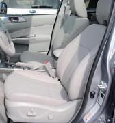 Forester Leather Seats