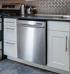 3 Stainless Steel Dishwashers