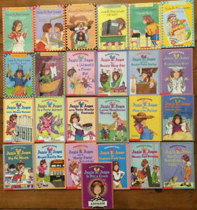 Set of 25 Brand NEW JUNIE B JONES books - $50