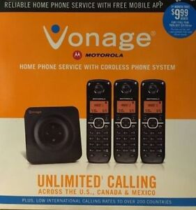 Does Vonage provide a home phone service?