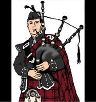 Looking for a Bagpipe Player