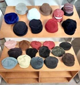 LIQUIDATION DE NOUVEAUX CHAPEAU DE FEMMMES ~ LIQUIDATION OF BRAND NEW LADIES HATS