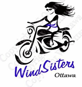 All Female Motorcycle Riding Group - WindSisters - Ride With Us!
