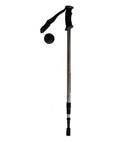 Telescoping hiking poles ebay for Backpacking fishing pole