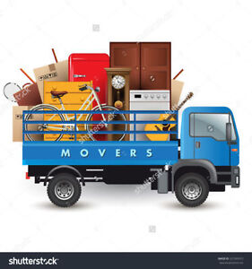 MOVING/DELIVERY SERVICE - CALL/TEXT 416 830 9366