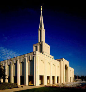 *FREE TOUR Latter-Day Saint Temple Visitor's Centre