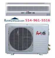 Thermopompe - Climatiser Mural / Heat Pump - AC wall units
