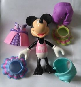 Minnie Mouse and Accessories