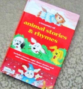 A Treasury of Animal Stories & Rhymes = LadyBird Books