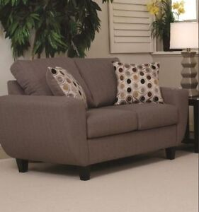BRAND NEW Serta Upholstery Sofa and Love Seat