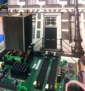 Dell GX280Tower Motherboard and Heat sink cooler Original West Island Greater Montréal image 2