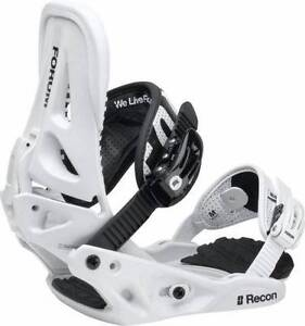 The Recon Snowboard Bindings Augustine Heights Ipswich City Preview