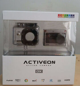 Camera Full HD ACTIVEON DX NEUVE (similar à GO pro)