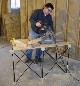 Foldable Workbench - Centipede workbench