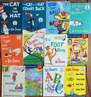 DR SEUSS BOOKS! $4 each or all 12 for $30