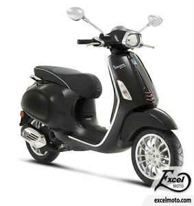 2018 VESPA SPRINT 150 BLACK